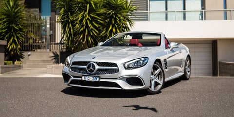 2019 Mercedes-Benz SL to share platform with AMG GT: SL coupe and GT Black Series on the way –  report