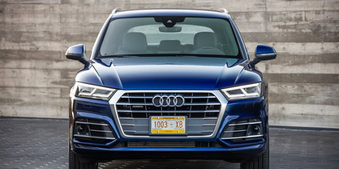 2017 Audi Q5 2.0 models to land next year, 3.0 TDI to follow: SQ5 still to be confirmed, but likely
