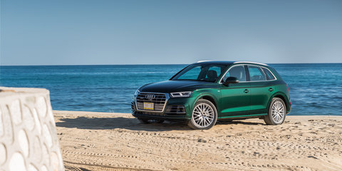 Audi Australia's 2017 launch offensive outlined