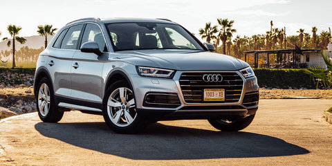 2017 Audi Q5:: What's changed?