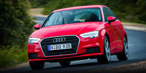 2017 Audi A3 pricing and specs