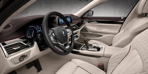 2017 BMW M760Li xDrive detailed for Australia: $419,000 starting price for sporty flagship limousine