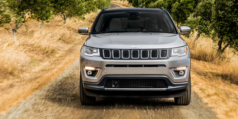 2018 Jeep Compass unveiled at LA motor show, here next year