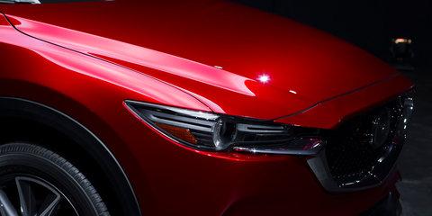 2017 Mazda CX-5 unveiled in LA