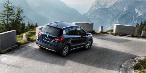 2017 Suzuki S-Cross pricing and specs: Turbocharged SUV on sale in Australia