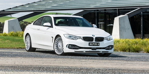 2017 Alpina B4 BiTurbo pricing and specs: $160,900 starting price for 300kW coupe and convertible