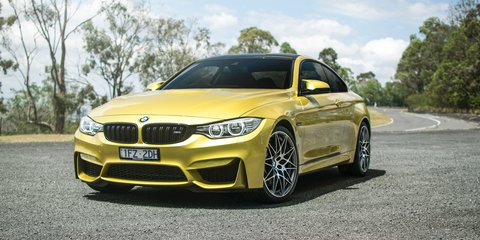 BMW M4 Competition v Mercedes-AMG C63 S Coupe road comparison