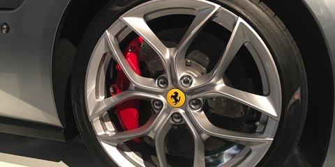 Ferrari GTC4 Lusso T debuts in Australia
