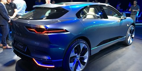 Jaguar I-Pace concept: More than just a concept