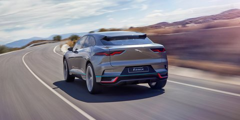 The Jaguar I-Pace won't ever need its battery replaced... theoretically