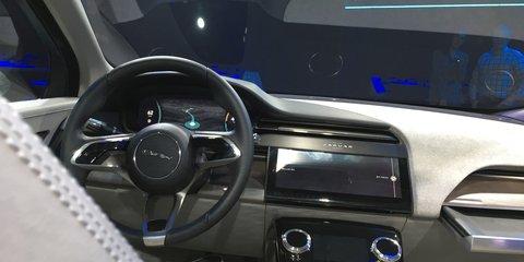 Jaguar I-Pace leaps ahead of German brands