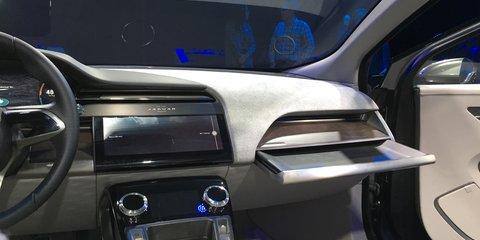 Jaguar I-Pace:: Tesla Model X no benchmark, project boss says