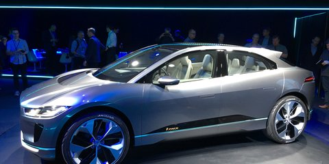 Jaguar I-Pace concept: Most important car since the E-Type