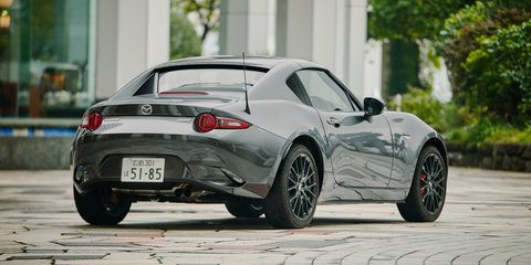 Mazda MX-5 RF RS:: Red-hot model under consideration for Oz