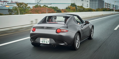 Mazda MX-5 RF RS: Red-hot model under consideration for Oz