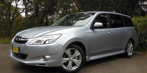 2012 Subaru Liberty EXIGA Premium Review