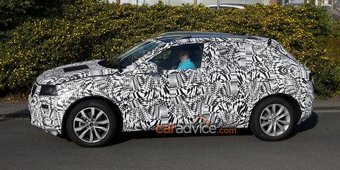 Volkswagen to reveal production T-Roc at Geneva - report
