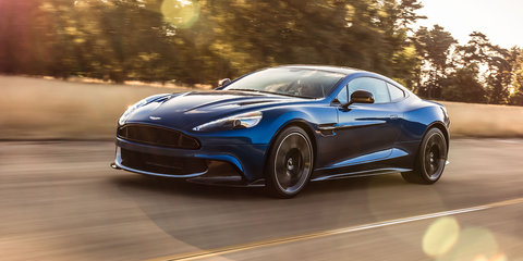2017 Aston Martin Vanquish S revealed in LA - UPDATE