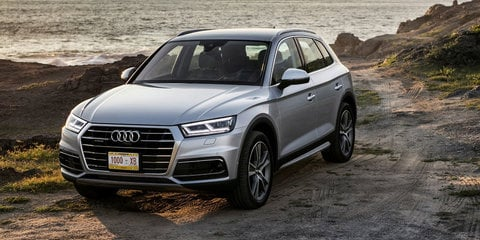 Audi 'to fill the gaps' in its SUV range with Q4 and Q6