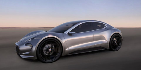 Fisker EMotion: EV with 640km range teased