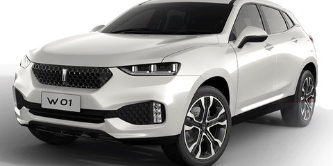 Great Wall reveals WEY luxury SUV brand: Not on the cards for Australia, yet