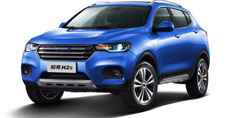 Haval H2s revealed in Guangzhou, Australian potential unclear