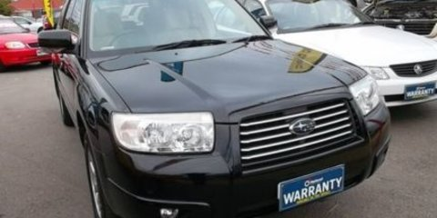 2006 Subaru Forester XS Review