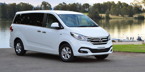 LDV e-G10 revealed in Guangzhou, under consideration for Australia