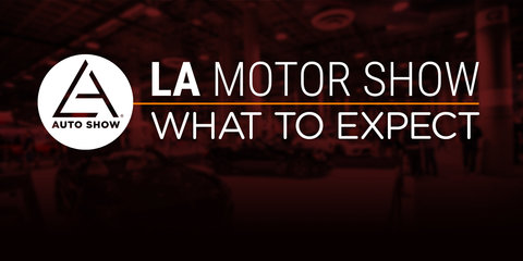 2016 Los Angeles motor show: What to expect