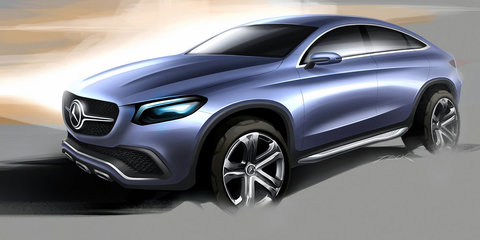 Coupe coup:: GLA could be next fastback SUV