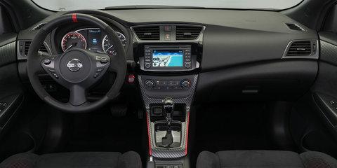 2017 Nissan Sentra Nismo:: American Pulsar SSS gets aggressive makeover