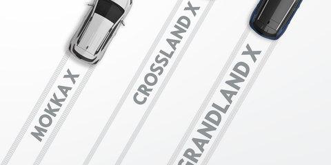 2017 Opel Grandland X rendered:: Upcoming small SUV imagined