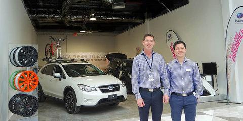 Subaru announces pop-up shop upgrades in Victoria, more to come in 2017