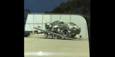 Mystery SUV caught testing in Australia - UPDATE, Nov 26