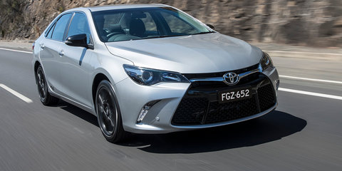 Toyota Camry RZ returns with more kit, higher price