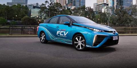 Toyota Mirai review: A quick spin on Australian roads