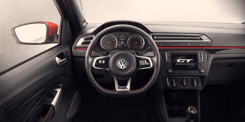 Volkswagen Gol GT concept revealed in Sao Paulo