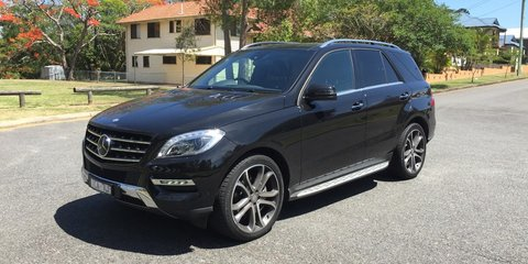 2014 Mercedes-Benz ML350 CDI BLUETEC (4x4) Review