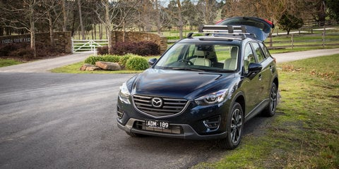 2016 Mazda CX-5 Akera (4x4) Review