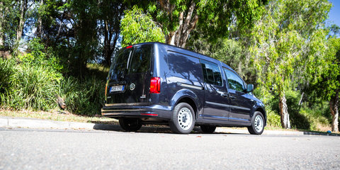 2016 Volkswagen Caddy Maxi Crewvan TSI220 review: Long-term report four