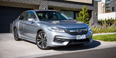 2017 Honda Accord V6 review
