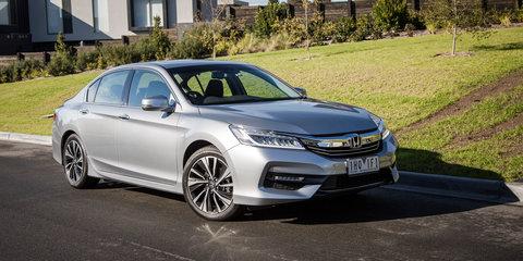 2018 Honda Accord on track for Australia