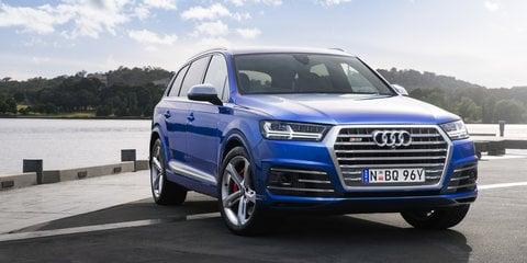 2017 Audi SQ7 TDI pricing and specs