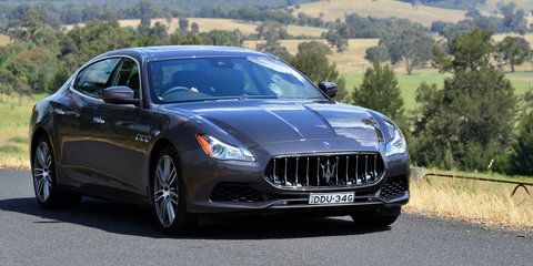 Maserati Levante was almost a Jeep Grand Cherokee with bling