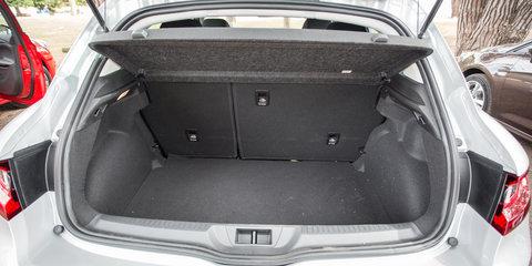Small hatchback comparison: Holden Astra v Renault Megane v Subaru Impreza