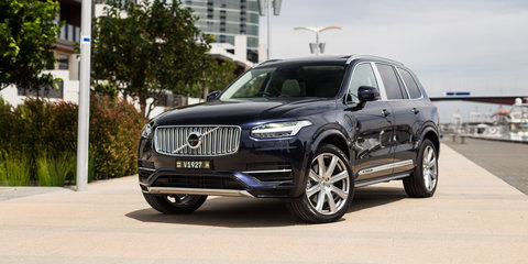 Volvo recalls several 2017 models for airbag fix:: 117 vehicles affected