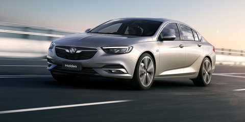 Holden confirms 2018 Commodore 0-100km/h target, new details revealed