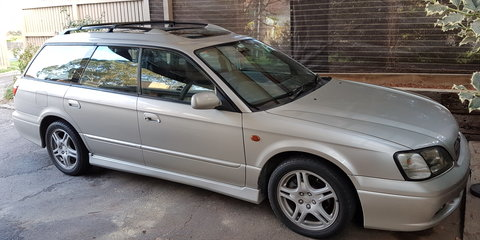 2001 Subaru Liberty Heritage (AWD) Review Review