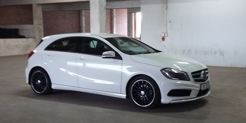 2014 Mercedes-Benz A180 BE review