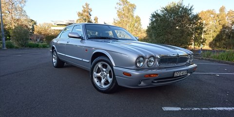 2002 Jaguar Heritage 3.2 Review
